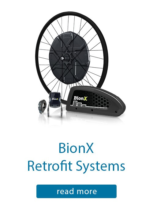 BionX Retrofit Systems