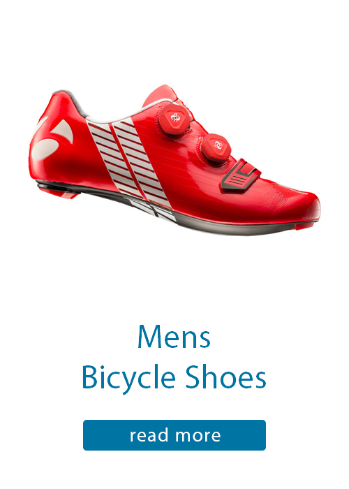 Mens Bicycle Shoes