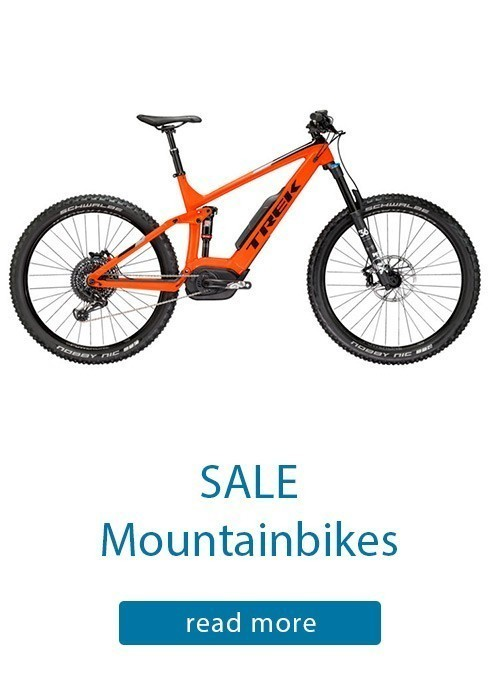 Sale Mountainbikes