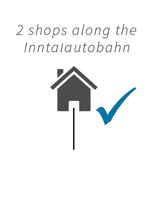 2 shops