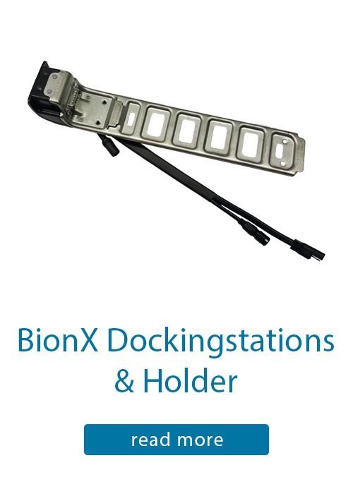 BionX Schienen