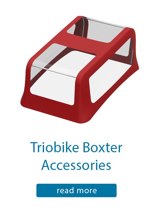Triobike Boxter Accessories