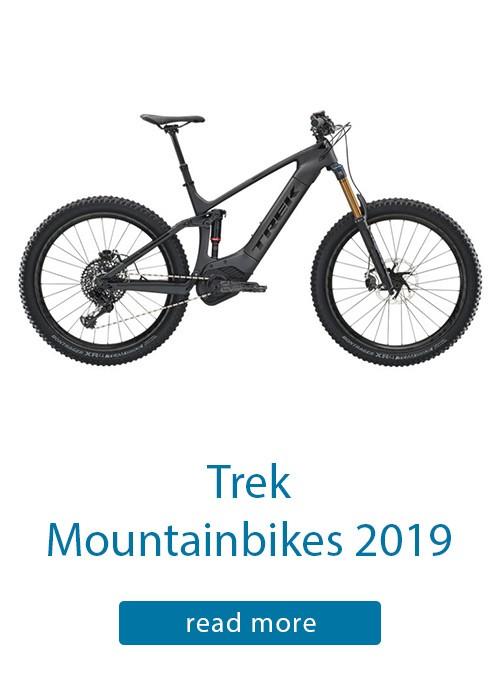 E-Mountainbikes Trek 2019