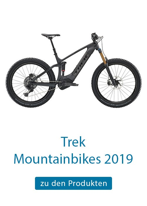 E-Mountainbikes Trek 2019